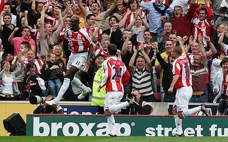Mamady Sidibe's last-minute goal in 3-2 win over Aston Villa (Aug 22)